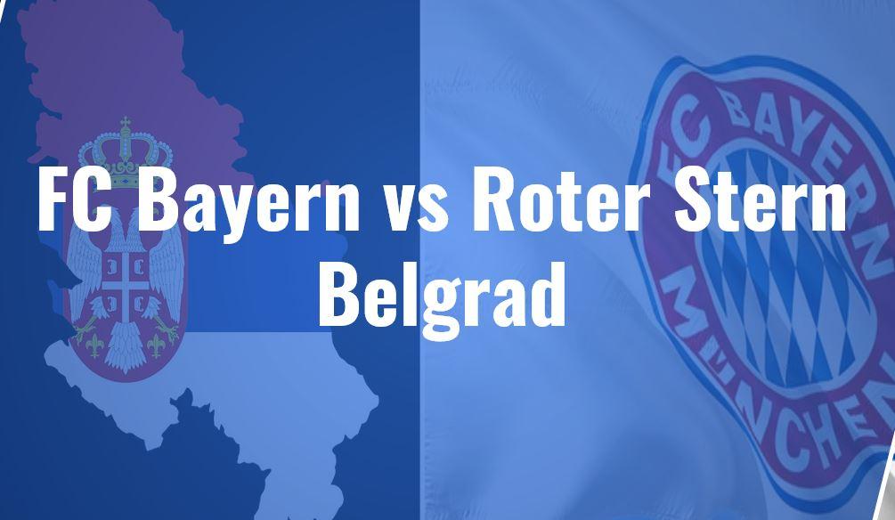 Fussball heute (18.9.2019): FC Bayern gegen Roter Stern ...