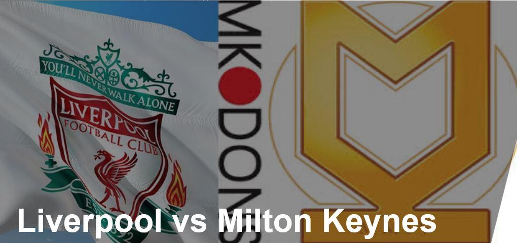 Fussball heute Liverpool-Milton Keynes