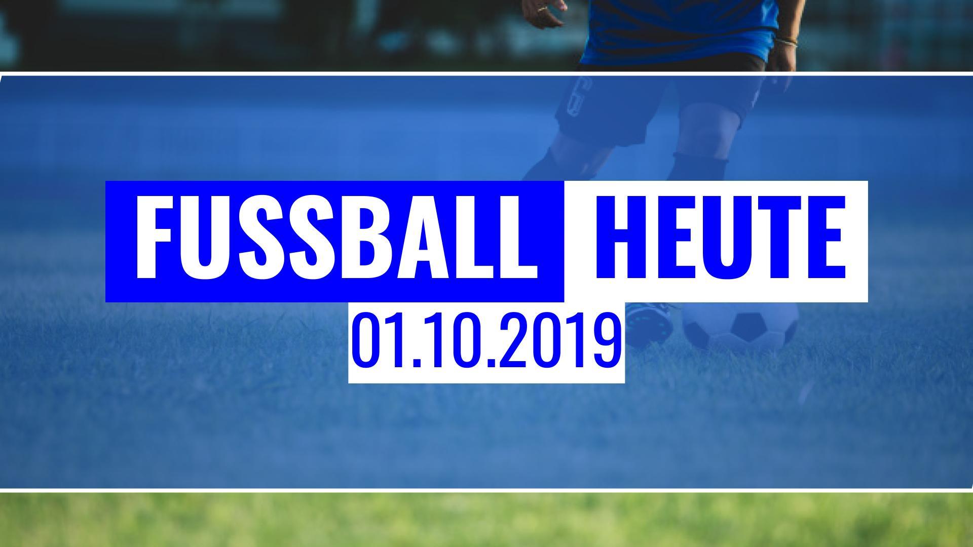 Allgemein Fussball Heute