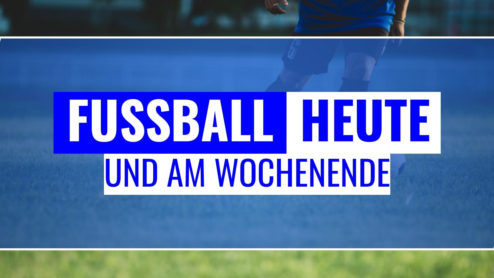 Bundesliga Am Wochenende