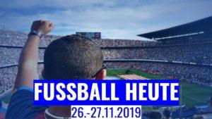 Fussball Heute Live Im Tv Stream Und Live Ticker