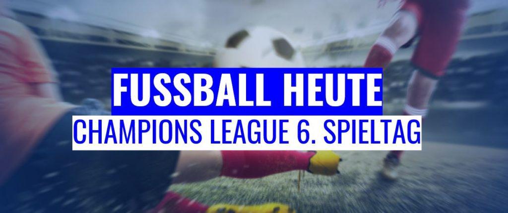 Champions League Spiele Von Heute