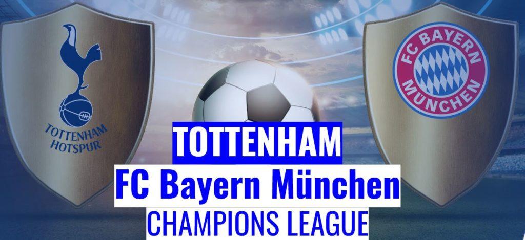Fussball-heute-Tottenham-Bayern