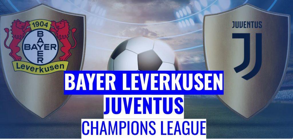 Fussball Heute Bayer Leverkusen Juventus