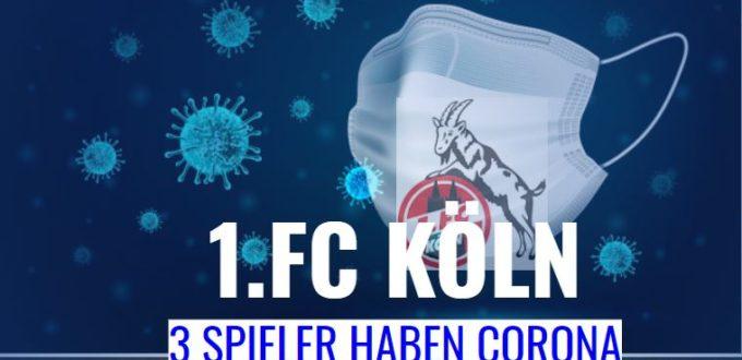 Coronavirus - 1.FC Köln