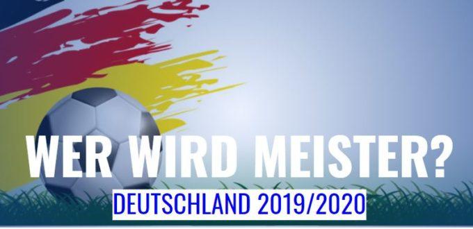 Deutscher Meister 2019 / 2020