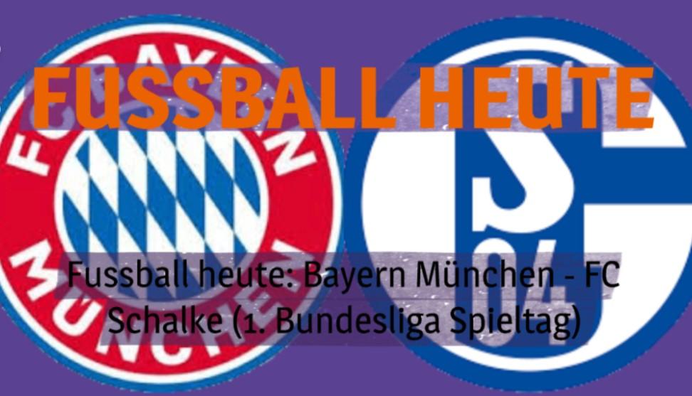 Bundesliga 1 Heute